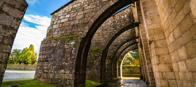 Tour de los templarios por Santiago