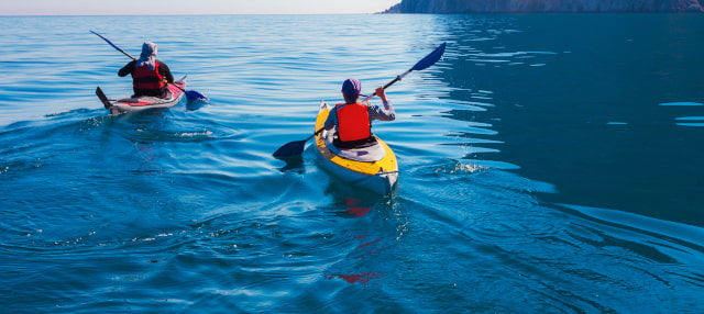 Alquiler de kayak en Santoña