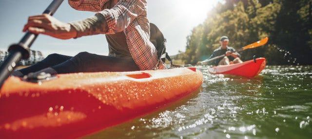 Tour en kayak por el Faro del Caballo
