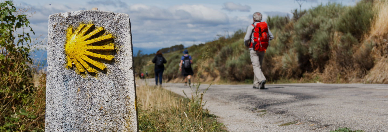 Camino de Santiago francés en 7 días