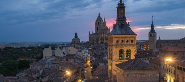 Tour por Segovia al atardecer