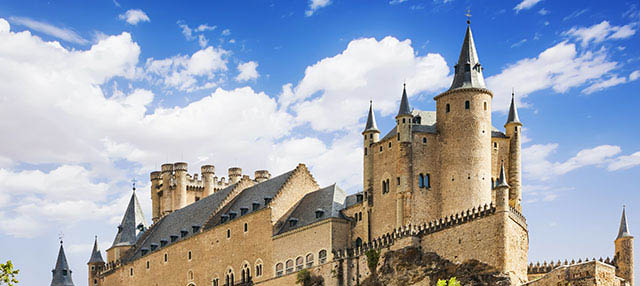 Visita guiada por Segovia + Alcázar