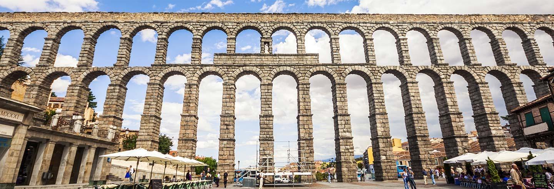 Segovia Guided Tour with Alcazar Entrance