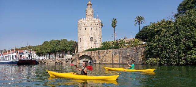 Alquiler de kayak en Sevilla
