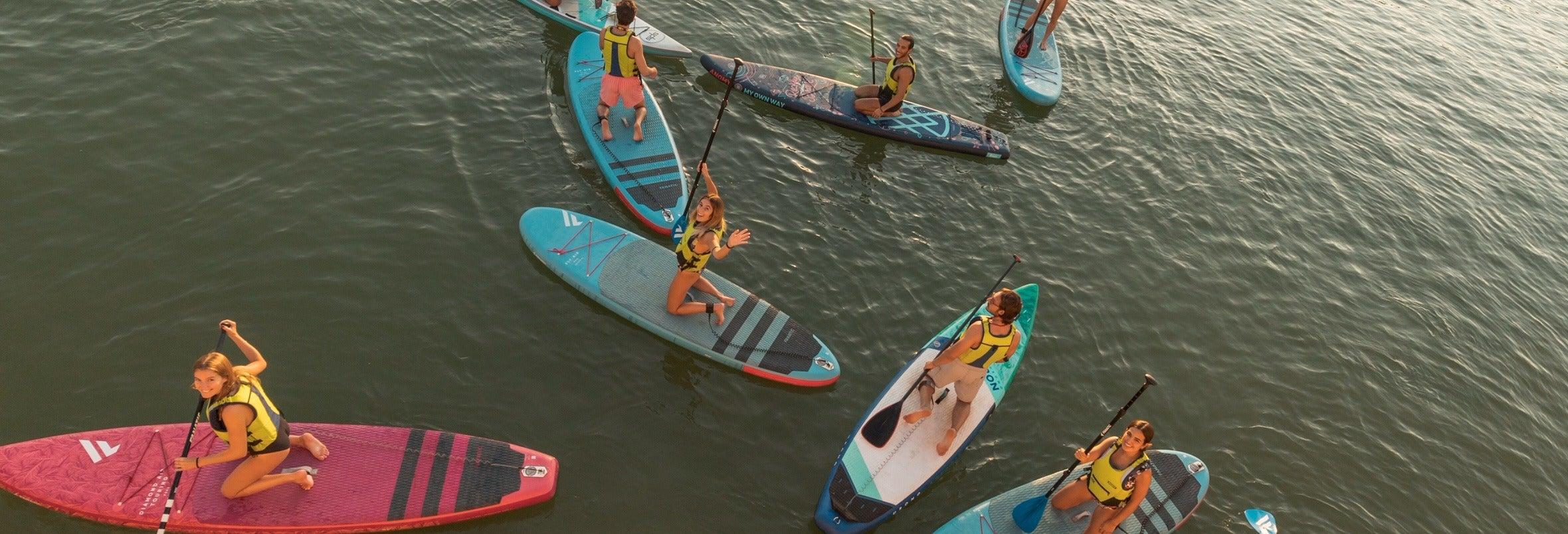 Paddle Surf Rental in Seville