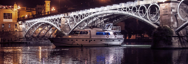 Seville Luxury Dinner Cruise