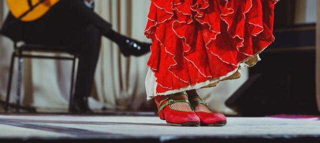Show flamenco en El Palacio Andaluz