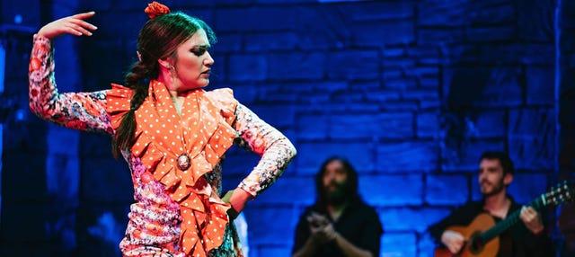 Espectáculo flamenco en Triana