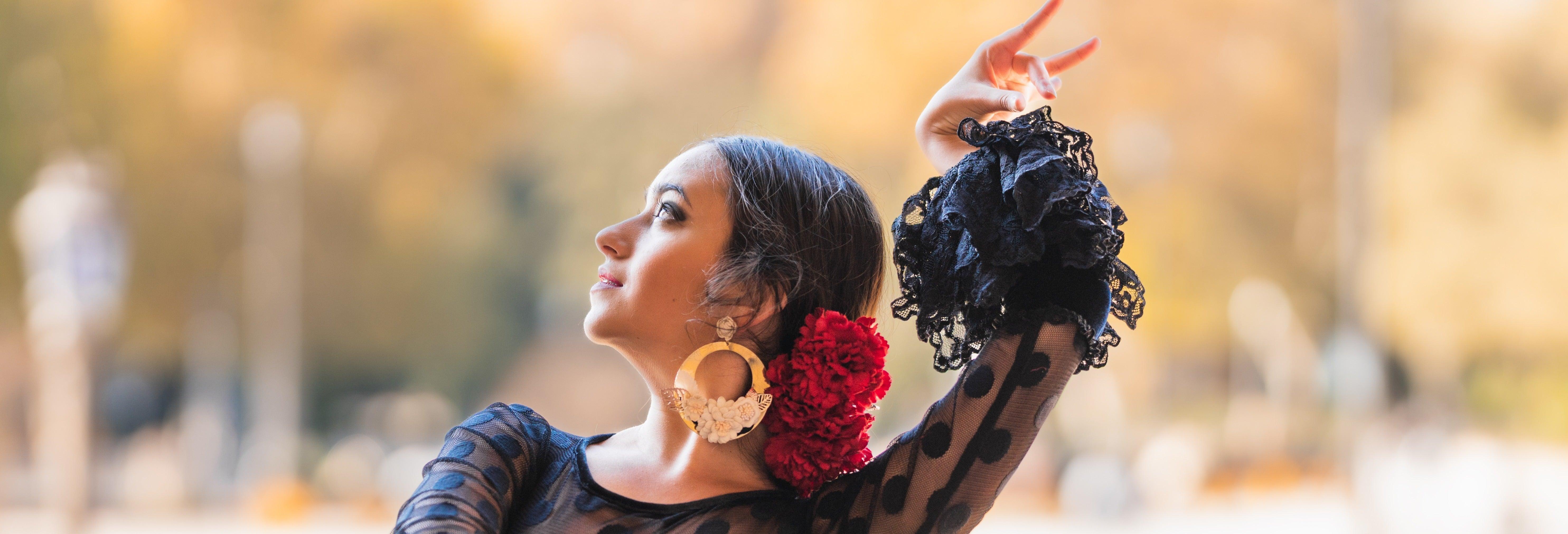 Espectáculo en el Museo del Baile Flamenco