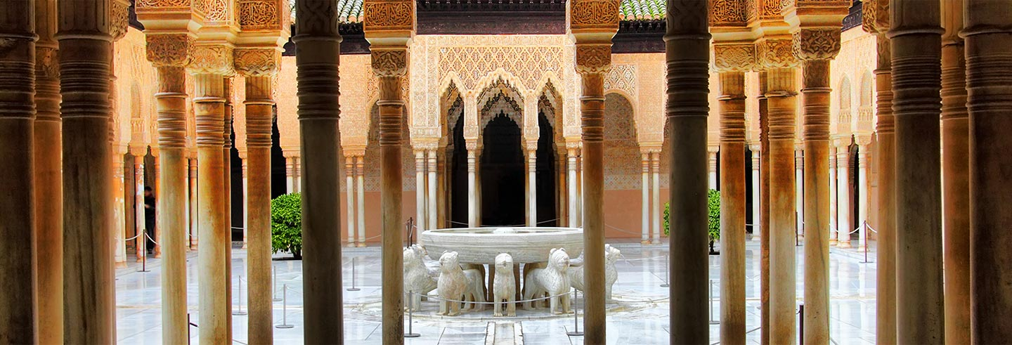 Excursion to the Alhambra in Granada