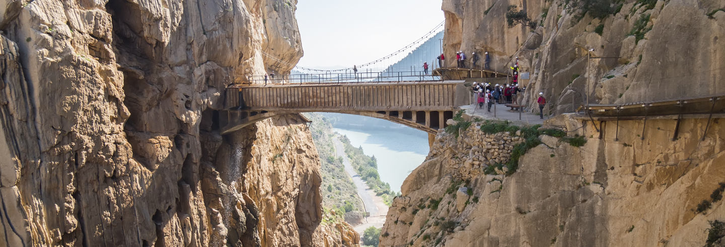 Excursion au Caminito del Rey