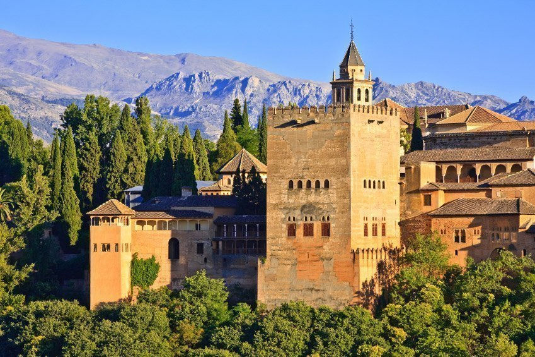 Excursion à l'Alhambra de Grenade