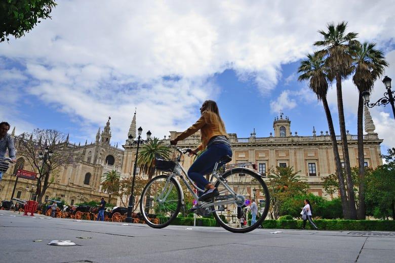 Location de vélos à Séville