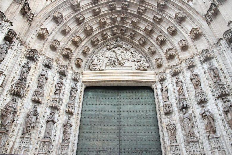 Visite guidée de la Cathédrale de Séville