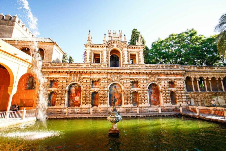 ,Real Alcázar,Tour por Sevilla