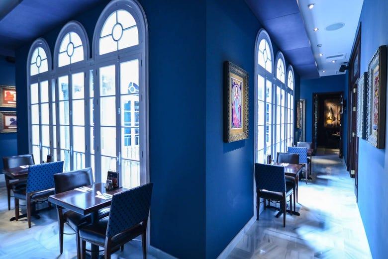 Déjeuner ou dîner au Hard Rock Café de Séville