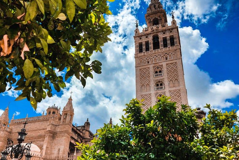 ,Tour por Sevilla,Catedral y Giralda,Real Alcázar