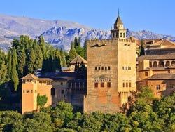 ,Excursión a Granada