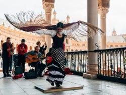 ,Espectáculo Flamenco,Triana,Tour por Sevilla