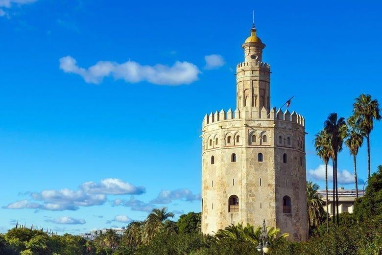 Free tour dans Séville. C'est gratuit !