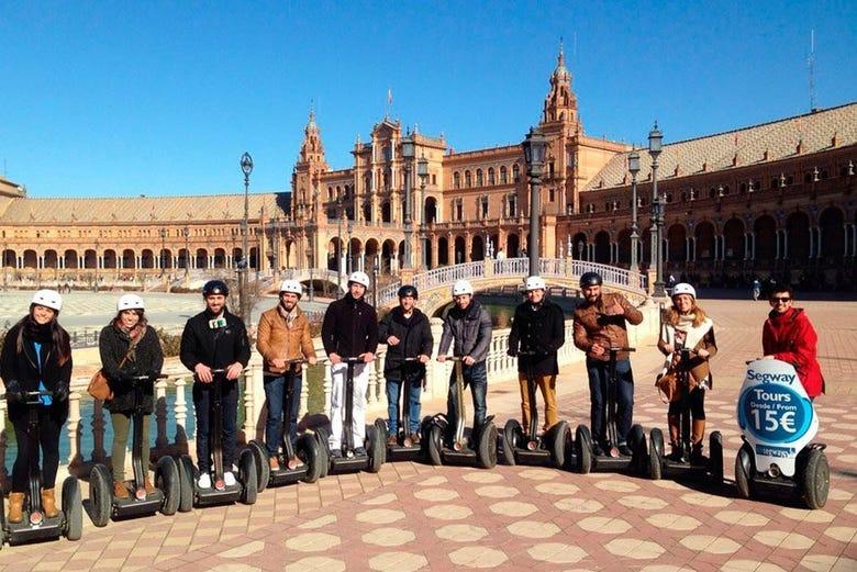 Tour en Segway dans Séville