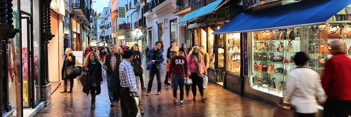 Horario comercial en Sevilla