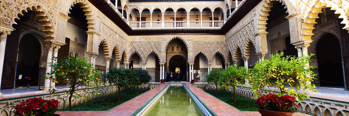 Real Alcazar of Sevilla