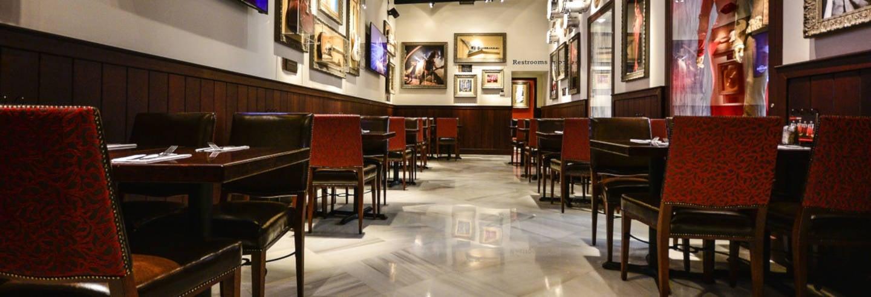 Comida o cena en el Hard Rock Cafe Sevilla