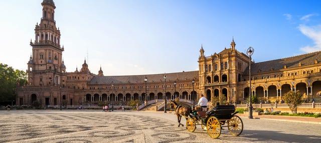 Paseo en calesa por Sevilla
