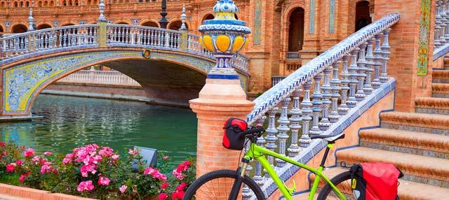 Tour en bicicleta por Sevilla