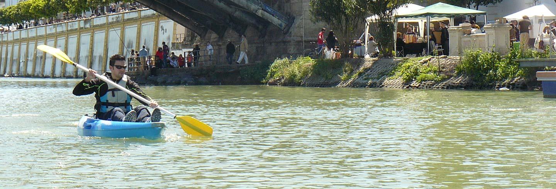 Visite en kayak de Séville