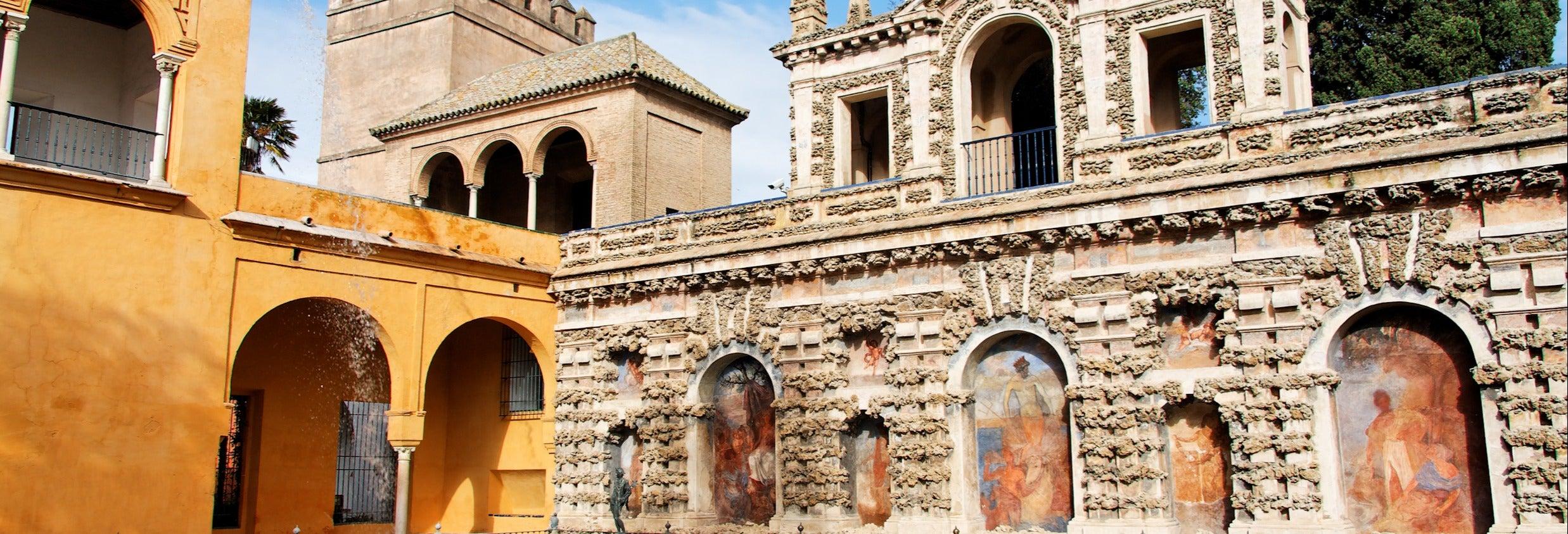Visita privata dell'Alcázar di Siviglia
