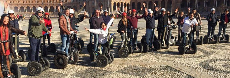 Tour en Segway por Sevilla