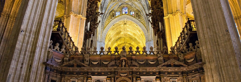 Visita guiada por la exposición Murillo en la catedral de Sevilla
