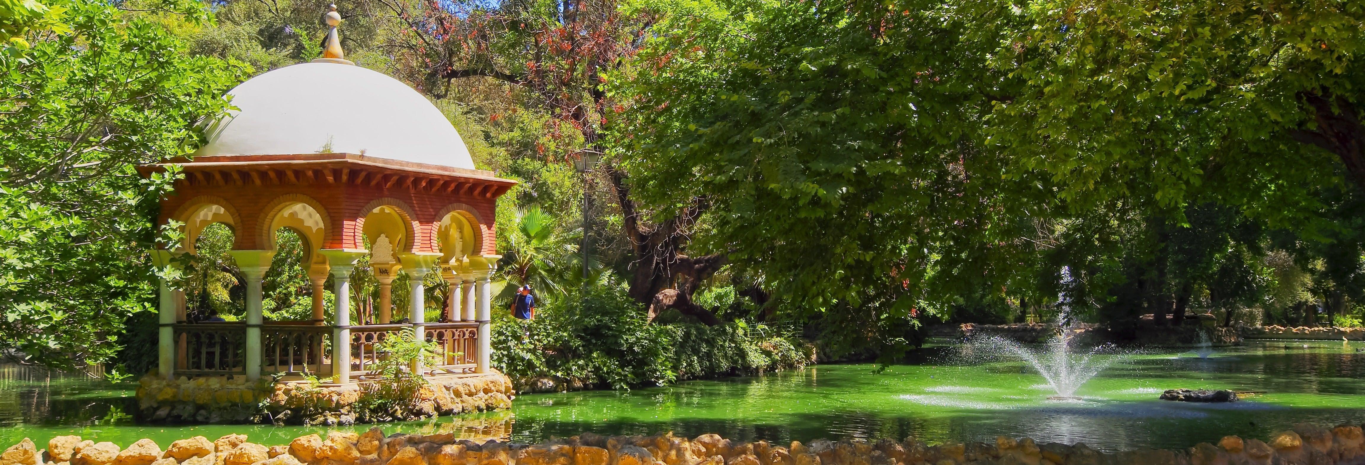 Visita guiada por el Parque de María Luisa