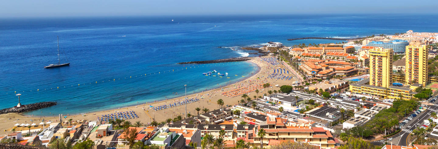 Los Cristianos Self-Guided Bus Trip