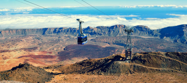 Teide Observatory Day Trip + Transfer from South