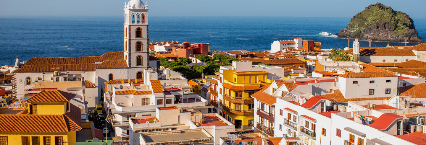 From Mountain to Sea: Tenerife Day Trip