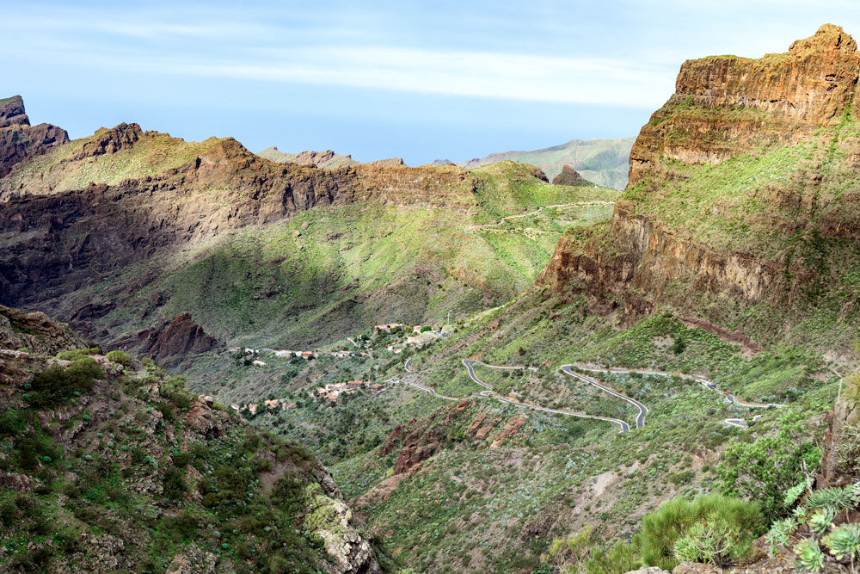 ,Senderismo,Senderismo y naturaleza,Valle de Masca