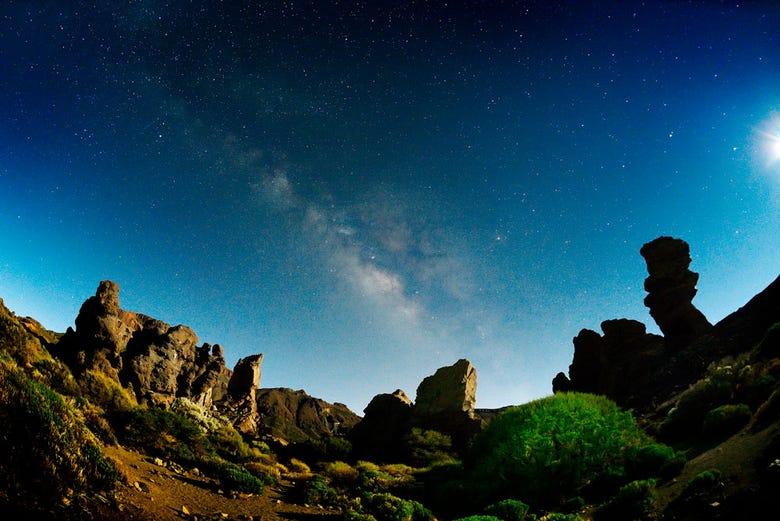 ,Excursión a Teide,Cañadas del Teide