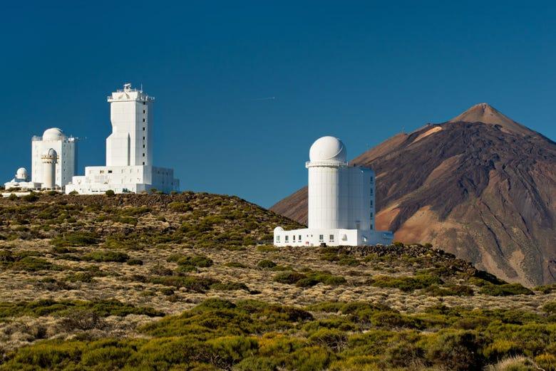 ,Excursión a Teide,Visita guiada