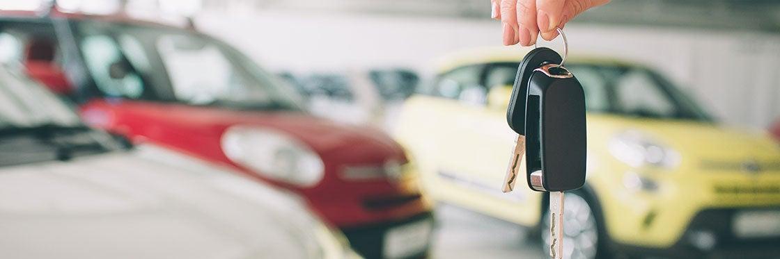 Alquilar un coche en Tenerife