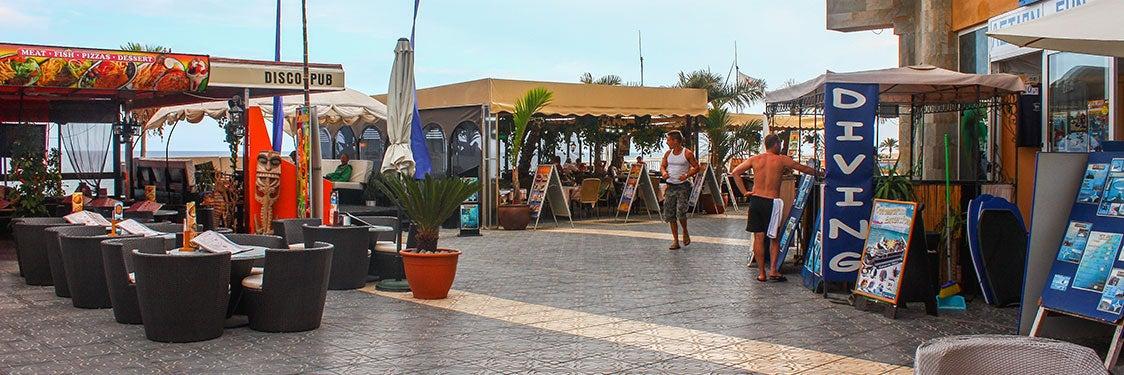 Horario comercial de Tenerife