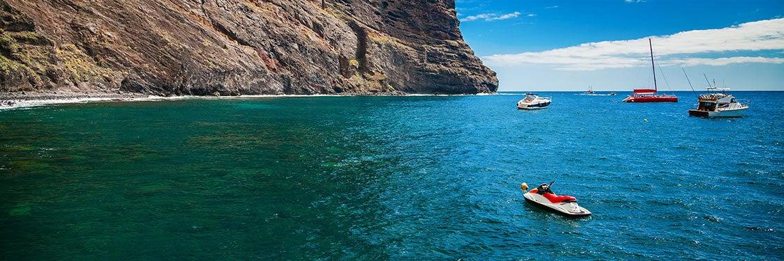 Islas cercanas a Tenerife