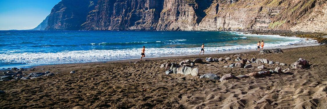 Praia de Los Guíos