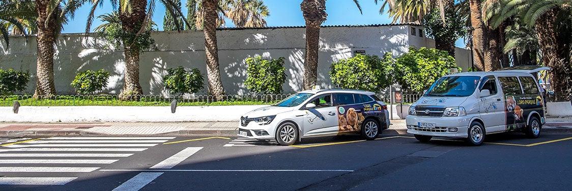 Taxis en Tenerife
