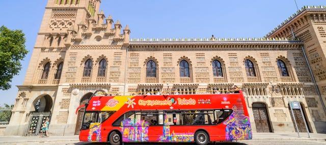 Autobús turístico de Toledo