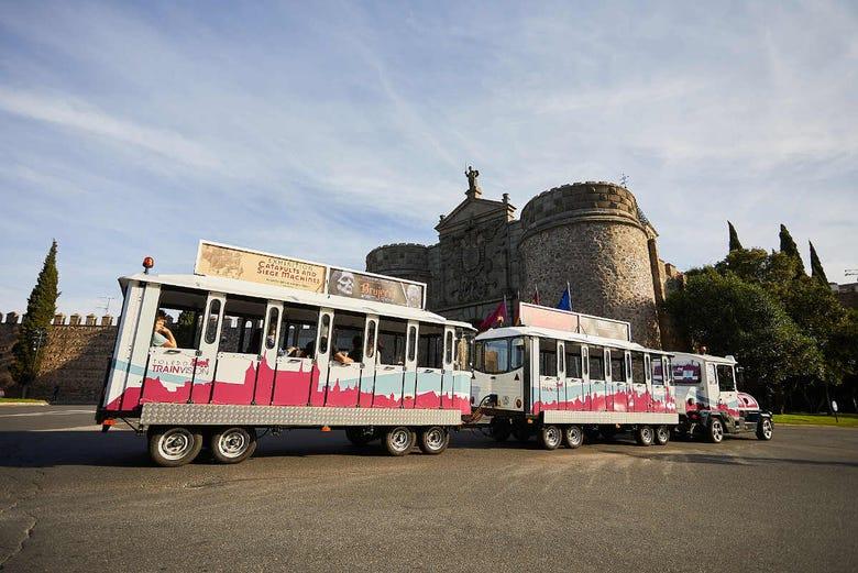 Train touristique de Tolède