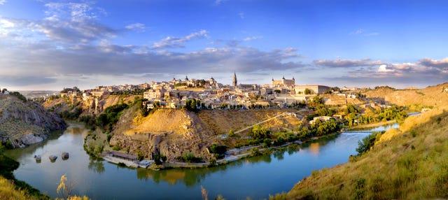 Paseo en globo por Toledo