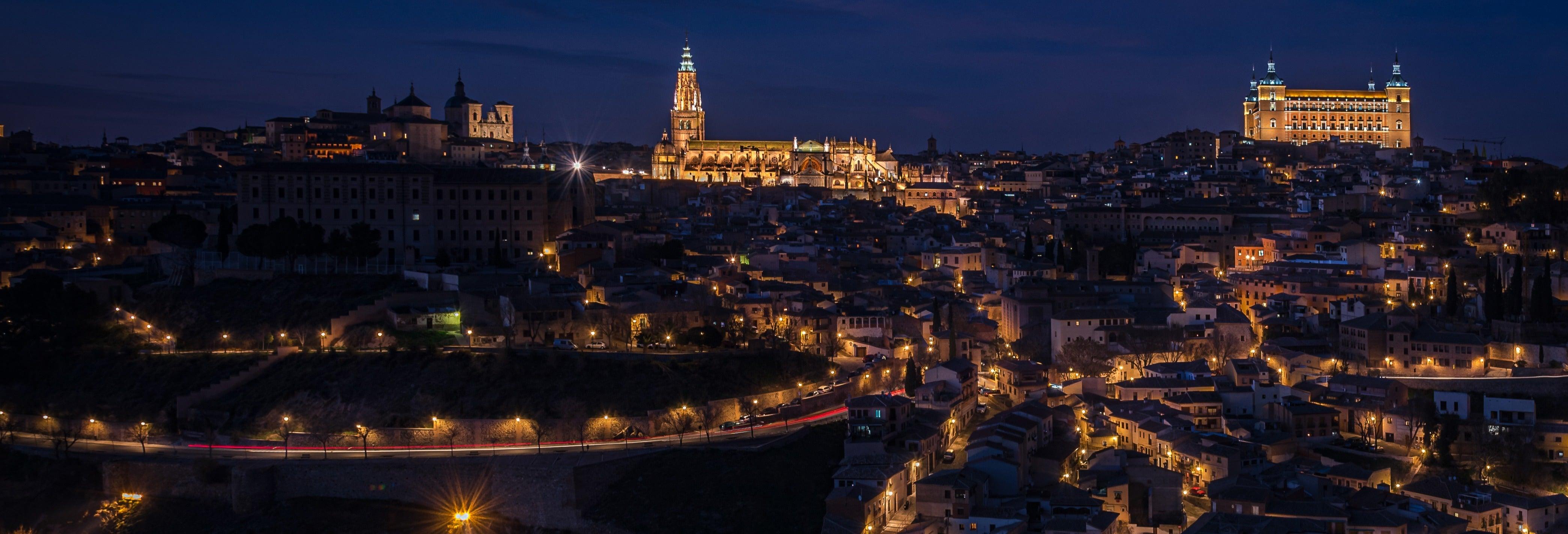Tour noturno pela Toledo misteriosa